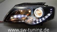 sw light scheinwerfer vw passat b6 3c 05 10 led standlicht