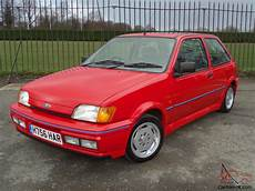 Ford Xr2i Efi 1990 H 1 6 Petrol Outstanding