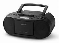 cd cassette player sony cfd s70 classic boombox built in cd cassette player