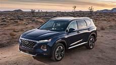 2019 Hyundai Diesel by 2019 Hyundai Santa Fe Gets A Diesel And New Tech In New