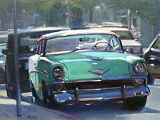 Bill Obrien Car Painting And Oil On Pinterest