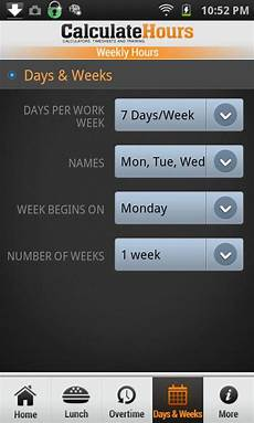 time card calculator timeclock for android apk download