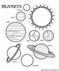 Ausmalbilder Sterne Und Planeten Ausmalbilder Ausschneiden Und Scrapbooking Bild Planeten
