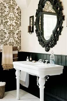 meuble salle de bain baroque noir salle de bains de style baroque d 233 cormag style baroque