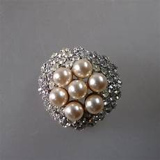 neugablonz gew 246 lbte brosche strass und perlen 35712 16