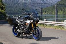yamaha tracer 900 2019 yamaha tracer 900 gt impression cycle news