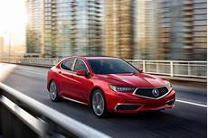 2020 acura tlx letting those colors fly