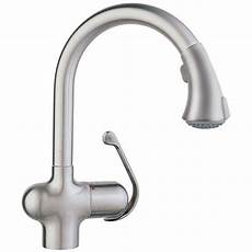 kitchen faucet grohe grohe ladylux caf 233 stainless steel pullout kitchen faucet free shipping today overstock