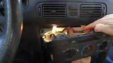 auto air conditioning repair 2010 toyota 4runner instrument cluster how to replace fan and temp dashboard bulbs toyota cars years 2000 to 2010 youtube