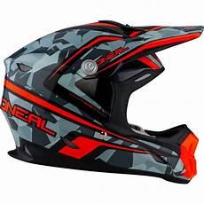 Motocross Helm Mit Brille - oneal 7 series camo motocross helmet helmets