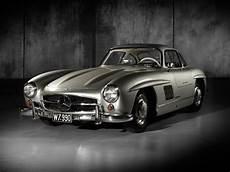 1955 Mercedes 300 Sl Gullwing At Auction Emercedesbenz