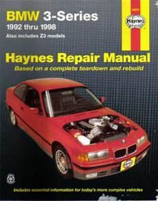 what is the best auto repair manual 1998 suzuki sidekick transmission control haynes bmw 3 series 1992 1998 auto repair manual