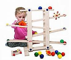 trihorse wooden track for children from 1 year
