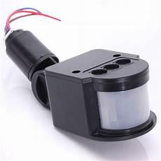 led outdoor 110 220v infrared pir motion sensor detector