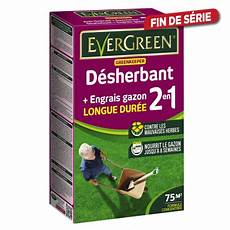 d 233 sherbant et engrais pour gazon 1 5 kg evergreen