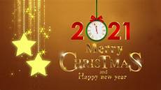 merry christmas and happy new year 2021 gold 4k ultra hd desktop wallpapers for computers laptop