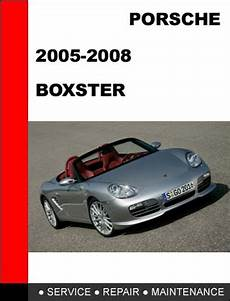 auto repair manual free download 2005 porsche boxster electronic valve timing porsche boxster 987 2005 2008 workshop service repair manual tradebit