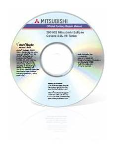 2000 mitsubishi galant vr4 service manual