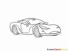 Bilder Zum Ausmalen Cars Bild Zum Zeichnen Sport Car
