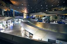 inside the bmw welt experience in munich germany