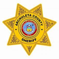 custom sheriff 7 point badge decal teamlogo