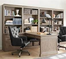 home office suite furniture livingston 140 quot peninsula desk office suite in 2020 home