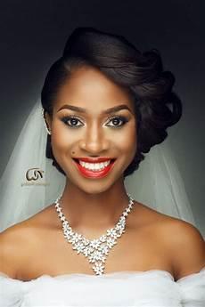 Wedding Hairstyles Black Brides