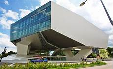 Porsche Museum Zuffenhausen Stuttgart Germany The