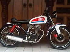 Modifikasi Honda Gl Pro by Modifikasi Honda Gl Pro Modifikasi Sport Pati