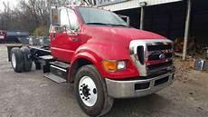 Ford F750 Duty Xl 2011 Utility Service Trucks