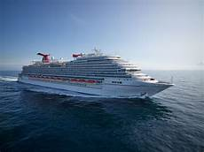 to get west coast s first new carnival cruise