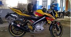 Modifikasi Vixion 2010 by 103 Modifikasi Stiker Motor Vixion 2010 Modifikasi Motor