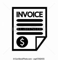 invoice bill icon
