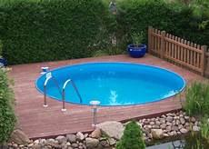Preiswertes Schwimmbecken Set Rund D W Pool