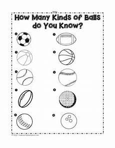 sports balls worksheets 15755 sports balls worksheets