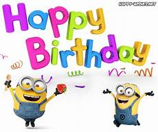 Malvorlagen Minions Happy Birthday Happy Birthday Minion Images