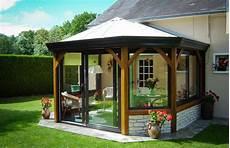 prix des verandas prix des v 233 randas en bois 2018 travaux