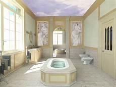 bagni liberty il dell affresco affreschi in bagno