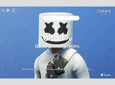 Marshmello Fortnite Wallpapers New Tab   Chrome Web Store