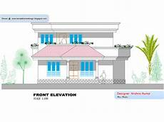 kerala house plans and elevations kerala home plan and elevation 1300 sq feet kerala