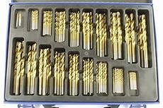 bohrer set test jn tools germany hss titan bohrer set elektrowerkzeug test