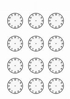 Uhr Malvorlagen Zum Ausdrucken Uhren Als Blanko Vorlage Diverses Madoo Net