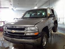 how does cars work 2003 chevrolet tahoe engine control 2003 chevy tahoe engine motor vin v 4 8l ebay