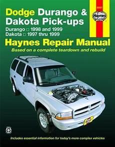 auto repair manual free download 2008 dodge durango instrument cluster dodge durango dakota haynes repair manual 1997 1999 hay30021