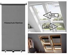 Velux Hitzeschutz Markise Mag Pk34 5060 Dachmax