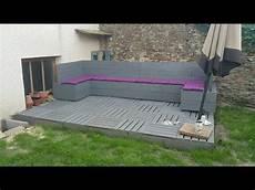 Tuto Salon De Jardin En Palettes