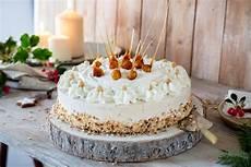 einfache torten für anfänger weihnachtsdessert weihnachtliche desserts torten im