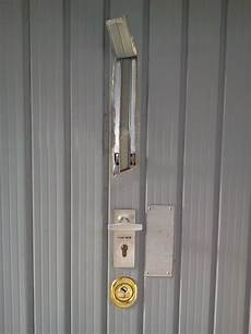 rinforzare porta bascula lock con ferrarini sempre pi 249 sicurezza