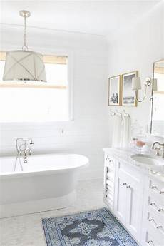 Traditional All White Bathroom Ideas by Beautiful White Bathroom Features White Walls Painted In