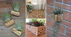24 great diy wine cork ideas for the garden home